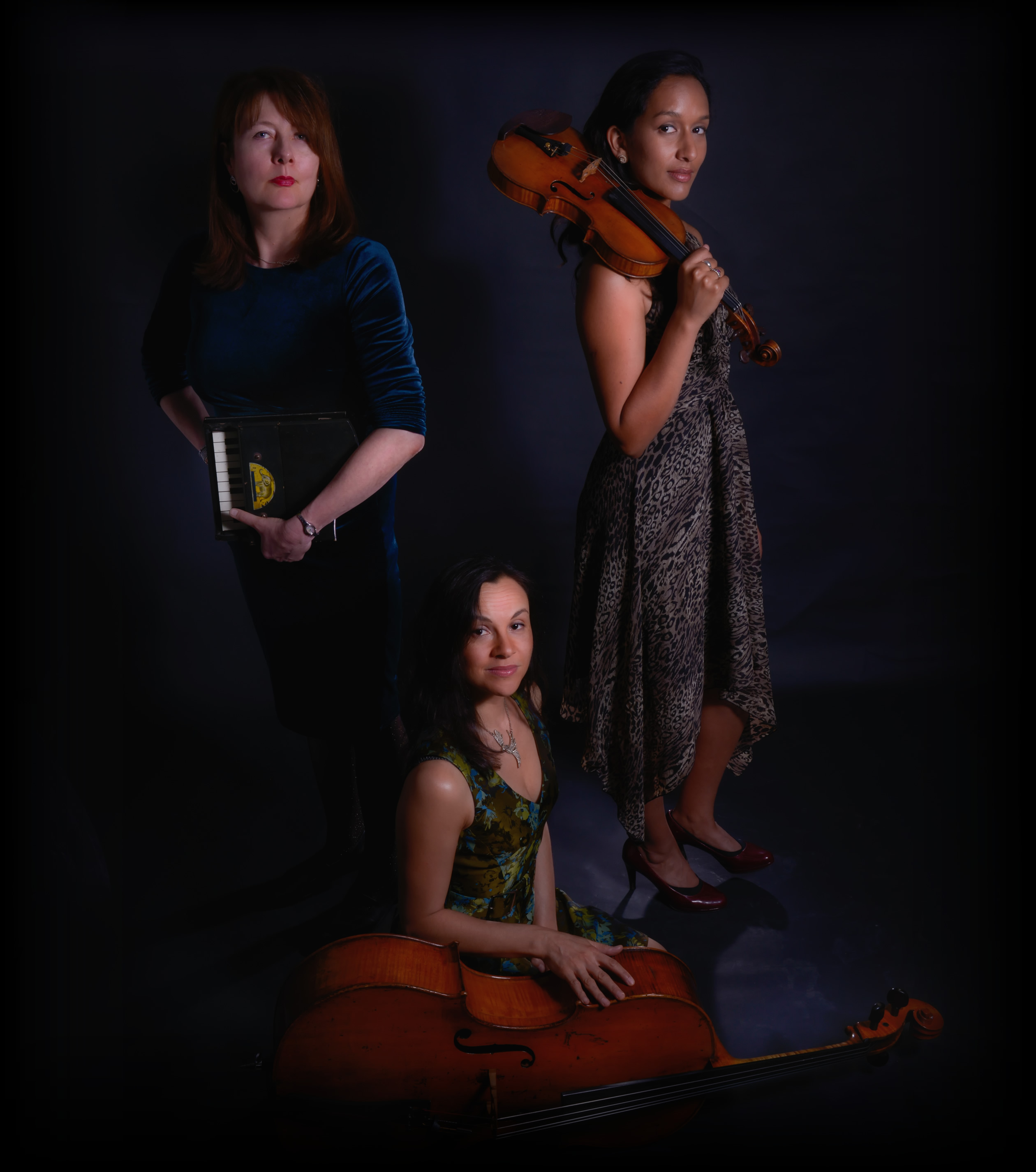 TableMusic Piano Trio breaking new ground with a focus on new, recent and 20th century music displaying a rich mix of influences: contemporary classical, jazz and world.