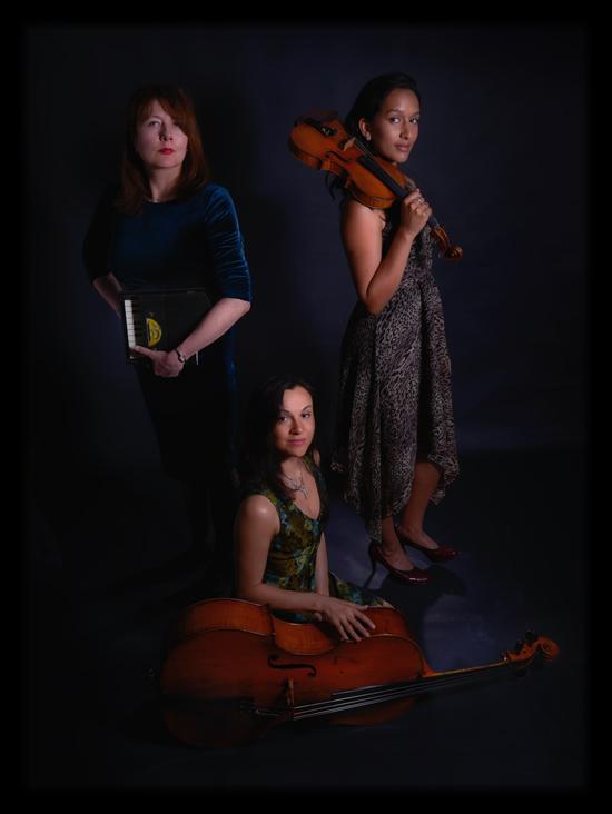 TableMusic piano trio